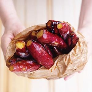 思わずシェアしたくなる糖度50度以上の冷やして食べる宮崎県産極蜜熟成やきいも!