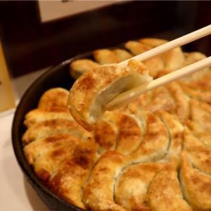 【博多】アツアツ鉄鍋餃子の人気店へ@博多祇園鉄なべ