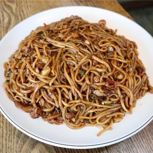 【永登浦】行列の出来る中華料理屋で大皿チャジャンミョン@松竹荘