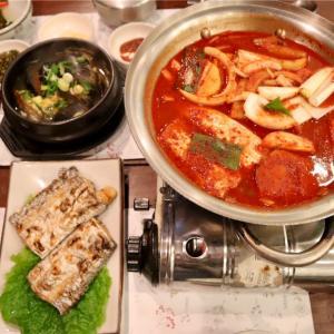 【済州島/中文】贅沢な太刀魚フルコースを堪能@제주미향/済州味香