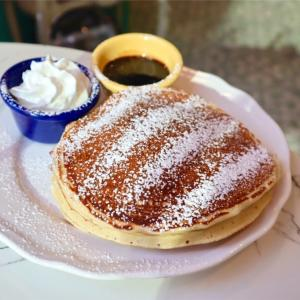 """【鐘閣】シンプルな""""ホットケーキ""""が食べたくなったらココ@CAFE종로시장/鍾路市場"""