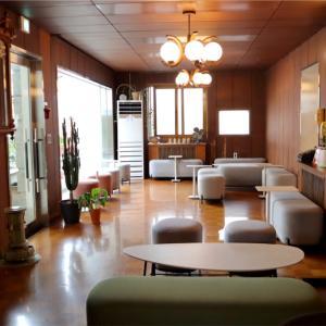 【望遠洞】病院を改装して作られたユニークカフェ@ COFFEE HOSPITAL