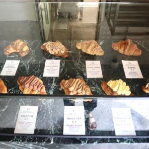 【合井】ビッグクロワッサンが人気のベーカリーカフェ@BAMVOO Bakery Brewing
