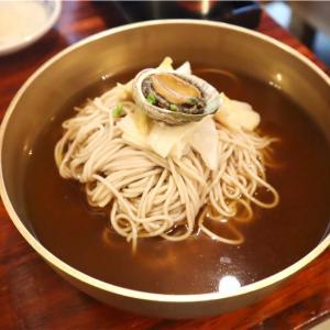 【鍾路3街】まるで平壌冷麺なマッククス@잘빠진메밀/チャルパジンメミル