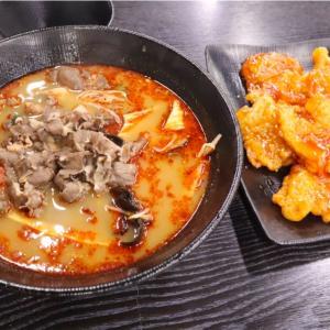 【麻浦】久しぶりの麻辣湯と美味しいクォバロウ@마포마라회관/麻浦麻辣会館