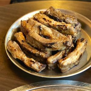 """【漢南】スンドゥブも美味しい""""トゥンカルビ""""のチェーン店@왕코등갈비/ワンコトゥンカルビ"""