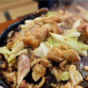 """【下呂市】岐阜名物!ご飯食べすぎ注意の""""鶏ちゃん焼き""""@まるはち食堂"""