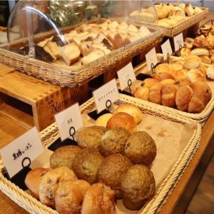 【一宮市】種類豊富なパン食べ放題モーニング@ハートブレッドアンティーク