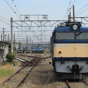 ここで何を想う EF60型電気機関車