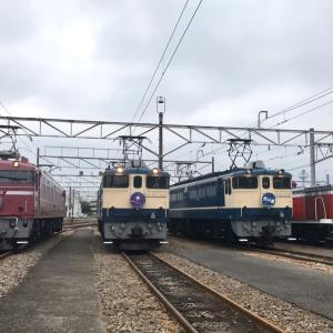 機関車撮影会