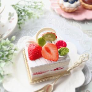 苺のショートケーキ10種のラスト課題~のギモーブ