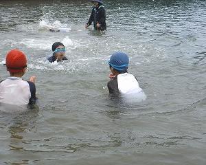 2回目の水泳学習