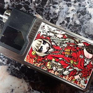 LOST VAPE QUEST ORION Qレビュー
