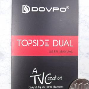 DOVPO TOPSIDE DUAL USER MANUAL