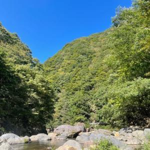 鶴沼川 お初。