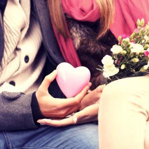 愛の量によって、人生に起こることが 変化する