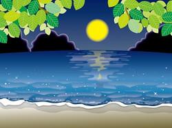 願いを叶えるムドラー、満月のマインドフルネス瞑想