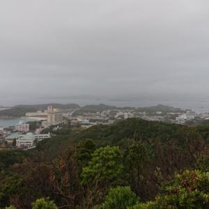 雨の合間の南紀白浜 ( 露天風呂 崎の湯へ )