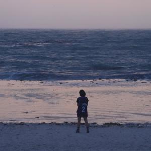 荒れる白良浜 ( 管理者泣かせの白良浜 )