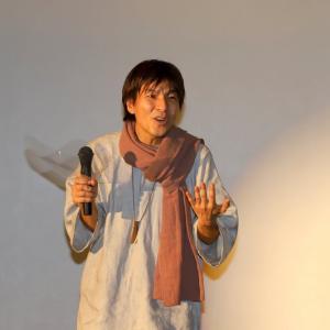 詩人誠二郎出版記念講演 「 出会ってくれてありがとう 」
