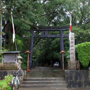 熊野三所神社例大祭 ( 神事と獅子舞 ) 令和2年