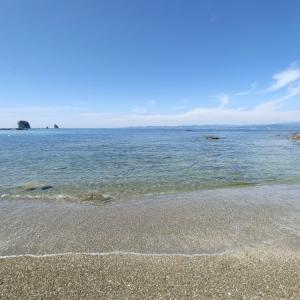 美し過ぎる 『 臨海浦の海 』 ( 南紀白浜臨海ブルー )