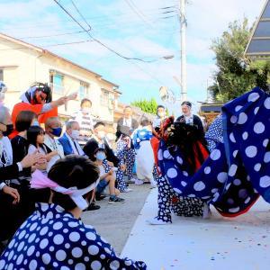 熊野三所神社例大祭 ( 初祭 ) 令和3年