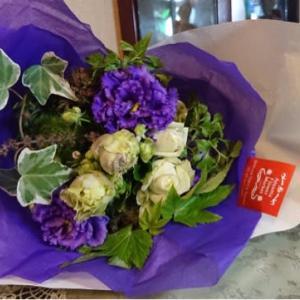 古希の祝い花