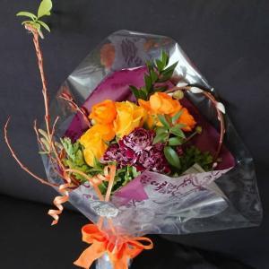 注文の花束