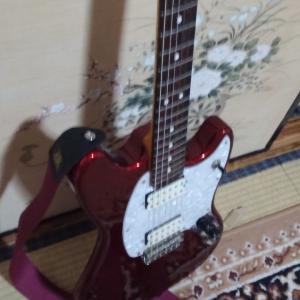 休日のギター