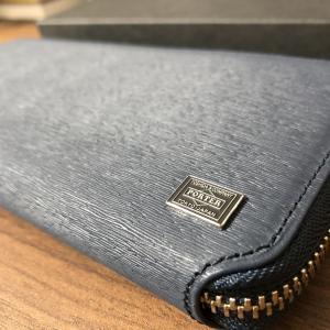 みんなー!財布落としたからPORTERの財布買ったよー!