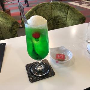 メロンクリームソーダの旅 in 立川 ルーブル