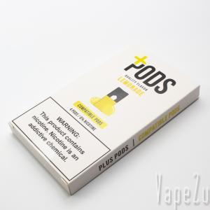 Plus Pods Lemonade 4Pack JUUL 互換ポッド レビュー