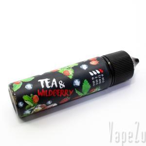 UVA Tea & Wildberry リキッド レビュー