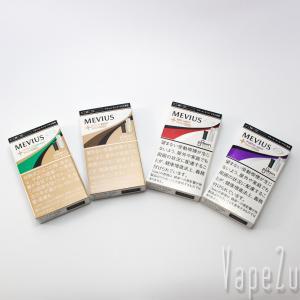 Ploom TECH + (プルームテックプラス) 新フレーバー たばこカプセルを吸ってみる