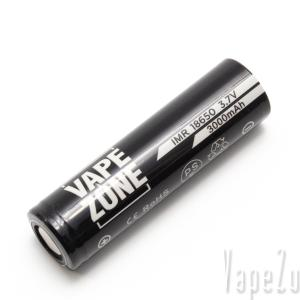 VAPEZONE 18650 リチウムマンガン充電池 IMR 3000mAh 35A フラットトップ 紹介
