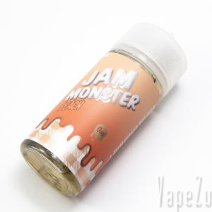 Jam Monster Peach リキッド レビュー