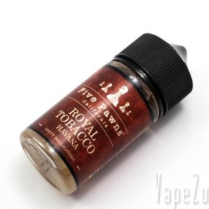 Five Pawns Royal Tobacco リキッド レビュー