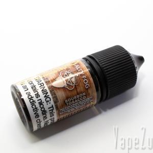 Salty Fog Bourbon Tobacco リキッド レビュー