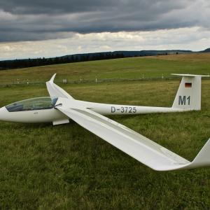 DG Flugzeugbau LS8