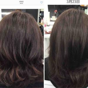 びまん性脱毛に対応する育毛促進カラー