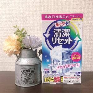 【RSP74】ライオン 清潔リセット排水口まるごとクリーナーキッチン用(サンプル百貨店)