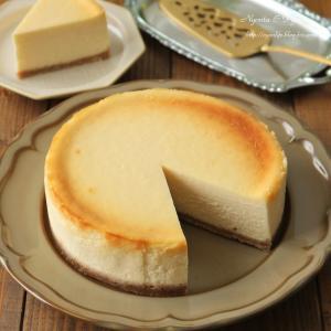 ニューヨークチーズケーキとかチーズケーキ色々♪