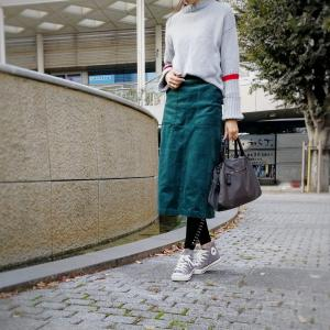 楽天でリピした韓国ニット♪チクチクしない&着回ししやすい優秀セーター!