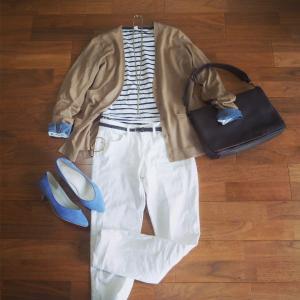 30代ママが買って良かった靴☆SESTOの5cmヒールパンプスでコーディネート。