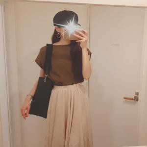 涼しい&秋まで使える!マキシスカートを使った30代ママの晩夏ファッション♪