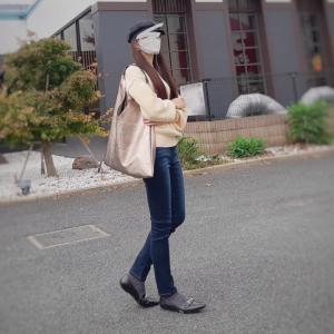 【1万円台のイタリア製カーフ1枚革バッグ】全身プチプラファッションでも高見えする2020年のご褒美バッグ♪