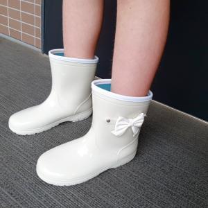 子供用のかわいい長靴発見♪女の子が喜ぶ幼稚園生~小学生用のレインブーツ。