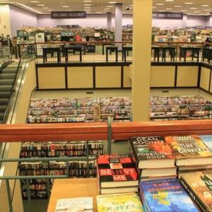 アメリカの本屋、最高の居心地ながらほとんどなくなってしまった。