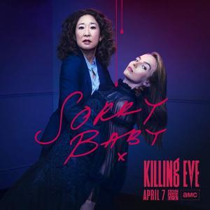 海外ドラマ「キリング・イヴ/Killing Eve」<シーズン2>#1『死体棄てられる?』敵対関係にあるイヴとヴィラネルをつなぐ愛について。サンドラ・オー主演【感想】
